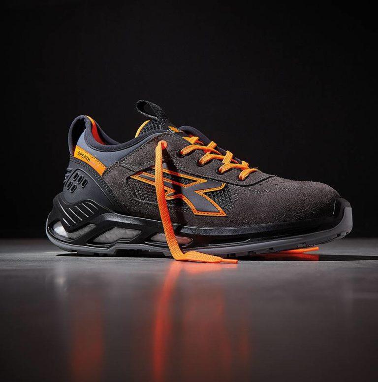 Venez découvrir nos nouvelles chaussures UPower en boutique chez Europe Signalétique